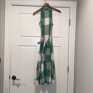 Greta Gingham Dress